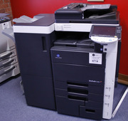 Продам Konica Minolta c 451 +Finisher Fs 526