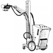 Аппарат рентгеновский 12П5 передвижной
