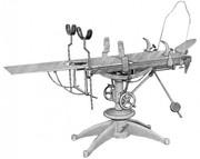Стол операционный с механическим приводом