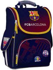 Рюкзак школьный каркасный Barcelona 501