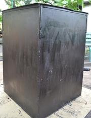 Контейнер (бак,  короб) стальной под мусор,  зерно и т.д.