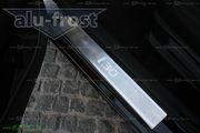 Аксессуары для авто накладки на пороги авто Hyundai i30 II 2012+