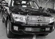 Продажа авто аксессуаров тюнинг  Toyota LC 200.