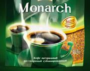 Кофе Jacobs Monarch вакумная упаковка