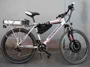 Велосипед электрический