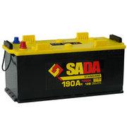 Аккумулятор 190 A/ч Sada Standard