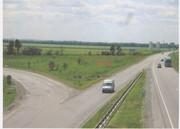 Продам участок 1 га вдоль автомагистрали
