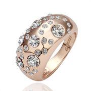 Продам позолоченное кольцо