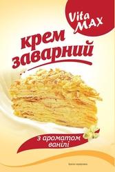 Заварной крем Украина. Пищевой концентрат заварной крем в Украине