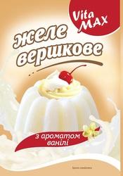 Сливочное желе Украина. Желе молочное в Украине. Пищевые концентраты