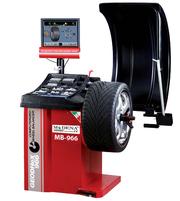 GEODHEX MB 966 Стенд для балансировки колес с ЖК монитором.