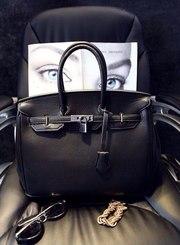 Продам Женская сумка Hermes Birkin Гермес черная - опт и розница
