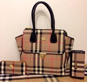 Продам Женская сумка портфель Burberry - опт и розница
