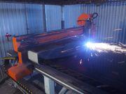 Пазменная порезка металла до 100 мм толщиной,  изготовление конструкций