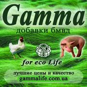 Добавки БМВД в корма Гамма цены.