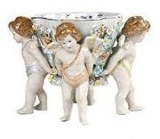 Оцениваем и покупаем  фарфоровые изделия,  статуэтки и др.