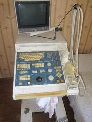 Продам б/у медицинское оборудование