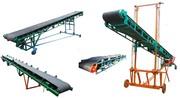 Ленточные транспортеры для различных грузов