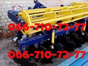 Дискаторы АГД-2.1 АГД-2.5 на трактора мощностью 60-90 л.с