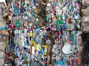 Покупаем отходы тюкованной бутылочки ПНД/ПП