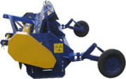 Мульчирователь-измельчитель роторный ПР-2,  6. Измельчитель