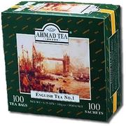 Чай Ahmad всех сортов