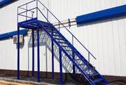 Изготовление мостков металлических