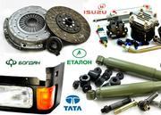 Продам запчасти ТАТА,  ЭТАЛОН,  I-VAN,  Богдан, Isuzu, Hyundai HD65/72