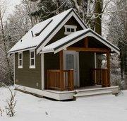 Домик для турбазы,  дом для отдыха