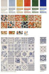 Керамическая плитка напольная и настенная
