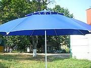 Зонт торговый Антиветер