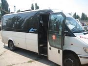 Пассажирские перевозки по Украине и России