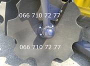 Борона-лущильник АГД-2.1 агрегат почвообрабатывающий