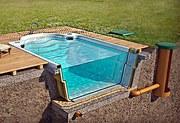 Проникающая гидроизоляция для бассейна,  резервуара,  пруда,  колодца…