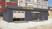Модульные здания,  быстровозводимые здания,  здания из блок-модулей.