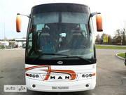 Перевозка пассажиров заказ автобуса 50 мест. Днепропетровск