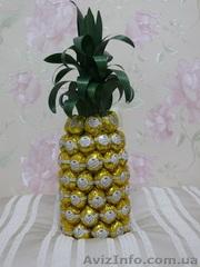 подарки из конфет в Днепропетровске