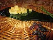 Тарелочка  для закусок «ЗЕЛЕНАЯ 0, 5»