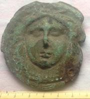 Монета Ольвия