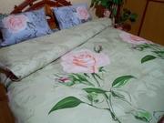 Купить постельное белье бязь недорого,  Комплект Соната