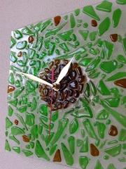Часы «Травка»