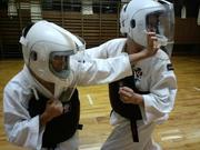 Тренировка. Боевые искусства.