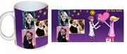 Оригинальные подарки - чашки с печатью Новый год