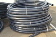 Полиэтиленовые трубы ПЭ-100: водопровод