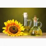 На експорт соняшникова олія рафінована і нерафінована.
