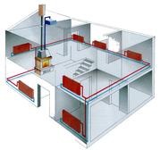 Монтаж,  ремонт системы отопления