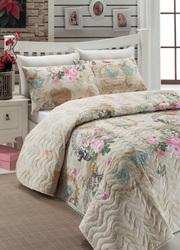 Купить покрывало на кровать Eponj Home Angel бежевое 200*220