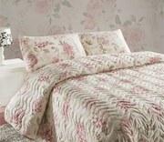 Купить покрывало на двуспальную кровать,  Eponj Home Care розовое 200*2