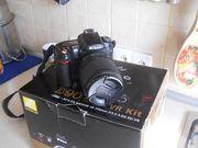 Nikon D90 18-105VR Kit