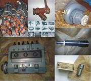 з/ч к к тепловозам ТГМ-4,  ТГМ-6,  ТЭМ-2,  дизельным двигателям Д-211,  Д-